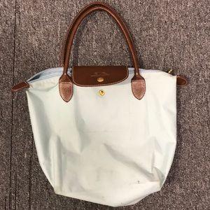 Mini Longchamp Bag Baby Blue